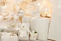 Christmas Trees / Beautiful, interesting and quirky decorated Christmas trees