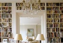 Library / Beautiful libraries and book storage ideas