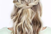 Pretty Hairstyles / by Becky Bedbug