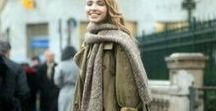 *Fashion:::Street Style F/W / Street Style Fall/Winter