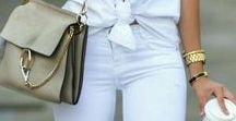 *Fashion:::Denim(White) / White Denim
