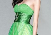 *Fashion:::Green Style / I love Green