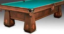 Gaming, Bars & Billiards / Step up your game and create the man cave of your dreams.