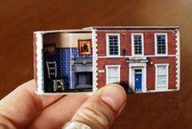 Maquette/Miniature / Design d'espace