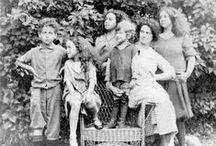 The Wyeths / Painters:  N.C. Wyeth (1982-1945), Andrew Wyeth (1917-2009), Jamie Wyeth (born 1946), Henriette Wyeth (1907-1997)