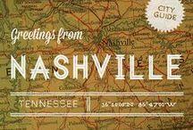Travel - Cinncinnati / Nashville / Louisville Roadtrip