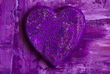 Everything... purple!