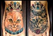 Incredible Ink / Tattoos that I think are awesome in one way or another.