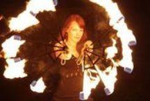 Feuershow / Femfire Feuershow NRW