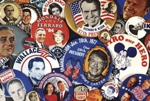 Campaign Buttons / The ever evolving world of Campaign Buttons
