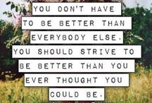 Be who you wanna be