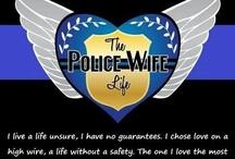 police wife life / by Jessica Merritt