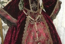 Really pretty Vintage dresses and other costume's that are pretty and from film's  / by Shannon Graham