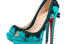 Shoe's that I've fallen in love with  / by Shannon Graham