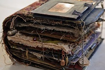 altered books and art journals / by Verlene Brooks