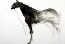 Artsy Equines / Horse Art. / by Samantha Sherry Fine Art
