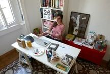 Writing Spaces / by Heather Harwood