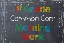 Common Core Stuff / by Maria Jordan