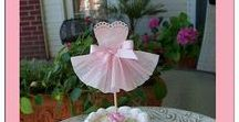 Ballerina Birthday Party / Ballerina birthday party inspiration and tips.