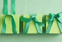 Gift Wrapping / by Stephanie DePalo