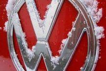 VW VAN and Beetle