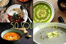 Soups Galore / by Maria Jordan