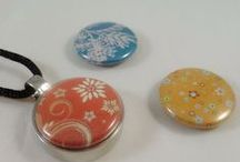 Button Accessories / Buttons - not just pinbacks anymore!