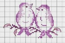 Cross Stitch / cross stitch charts