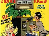 Agent 327 oude covers / Oude serie 1 t/m 11 van Agent 327