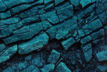 Petrol Teal Blue