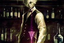 Tarot Bar - Personajes