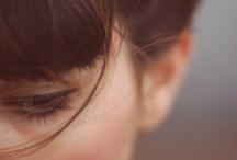 Just a little mascara and lipgloss / by Jennifer Seery