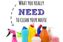 Homemaking Secrets / Great ways to help make your house a home.