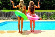 Summer Lovin'❤ / by Lauren Yauk