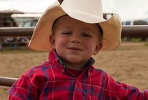 Cowboy - Cowgirl - Kids / by Ray Harris