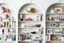Home Decor and Styling Inspiration / Beautiful home and living spaces to inspire your own sanctuary.