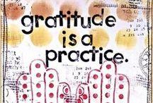 grateful <3 / by Happy Creature
