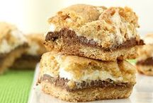 S'mores Recipes / A sinful board of s'mores recipes and ideas. / by Carla | Chocolate Moosey