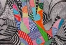 Classroom Ideas - Art / by Michelle Hamburger