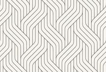 Design | Patterns / Awesome pattern inspiration! Examples and in context.