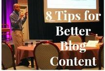 Blogging & Business Information / Tips and tricks to make your blog successful.