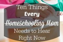 Homeschooling and School Tips / Tips to help learning no matter if you go to school or teach at home.