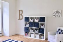 Office/Craft Room & Playroom Inspiration