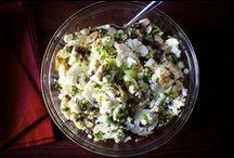 Lettuce-less Salads