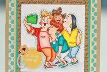 Art impressions cards :)
