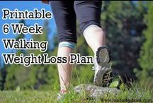 Running/Walking Tips / These tips for running and walking will get you moving.