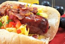 Grilling & BBQ / You can use your grill for more than hot dogs and hamburgers. These tantalizing recipes will have you using your grill all year round.