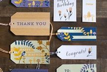 Paper projects & printables