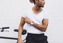 Moda Masculina / Referências de looks masculinos.