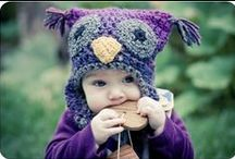 crochet hats for kids (of all ages!)